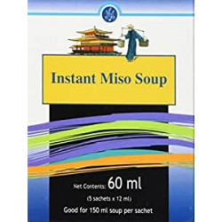Instant miso suppe 60g