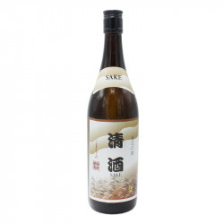 Sake 14% vol   750ml